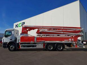 KCP KCP41ZX5150 bomba de hormigón nueva