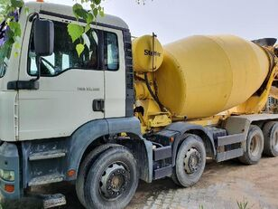 Stetter  en el chasis MAN 35.300 camión hormigonera