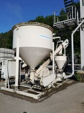 BENNINGHOVEN GRANULATE FEED SYSTEM planta de asfalto