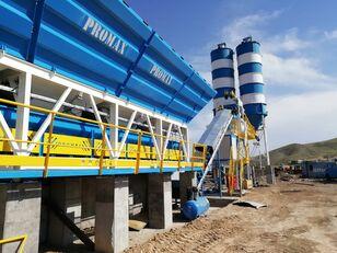 PROMAX Impianto di betonaggio compatto PROMAX C100-TWN-LINE (100m³ / h) planta de hormigón nueva