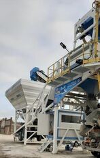 PROMAX Mobile Concrete Batching Plant PROMAX M120-TWN (120m/h) planta de hormigón nueva