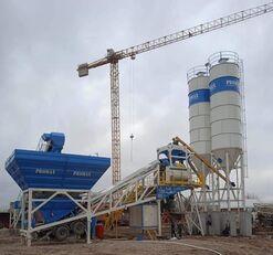 PROMAX Mobile Concrete Batching Plant PROMAX M120-TWN (120m³/h) planta de hormigón nueva