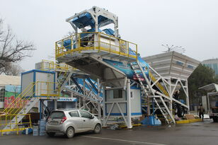 PROMAX МОБИЛЬНЫЙ БЕТОННЫЙ ЗАВОД  M100-TWN (100м³/ч)       planta de hormigón nueva