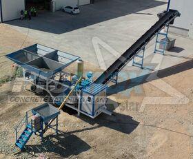 PROMAX Мобильный бетонный завод М35-ПЛНТ (35 м³/ч)             planta de hormigón nueva