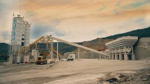 SEMIX Estacionaria 130 SEMIX PLANTAS DE HORMIGÓN ESTACIONARIAS 130m³/h planta de hormigón nueva