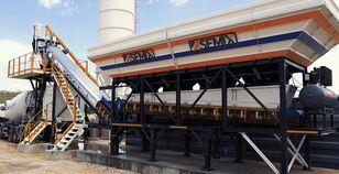 SEMIX Mobil 60 S4 MOBILNÍ BETONÁRNY 60 m³/h planta de hormigón nueva