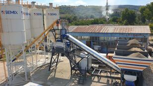 SEMIX Mobile 120-135 Y MOBILE CONCRETE BATCHING PLANTS 120-135m³ planta de hormigón nueva