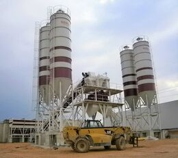 SEMIX STATIONARY CONCRETE BATCHING PLANTS 200 planta de hormigón nueva