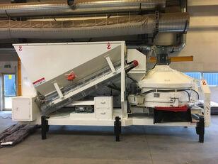 SUMAB Scandinavian Quality! Economy Class K-10 (Pan mixer 750 \ 500 L) planta de hormigón nueva