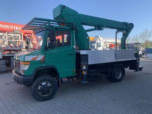Ruthmann T220 plataforma sobre camión