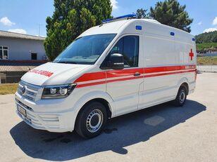 VOLKSWAGEN CRAFTER AMBULANCE ambulancia nueva