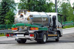 ISUZU L35  camión de desatascos nuevo