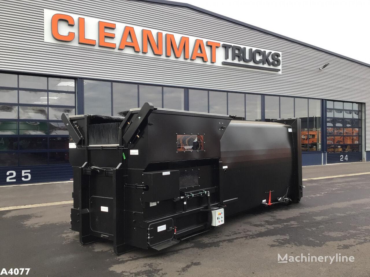 SCHENK Schenk Perscontainer 18m3 contenedor compactador