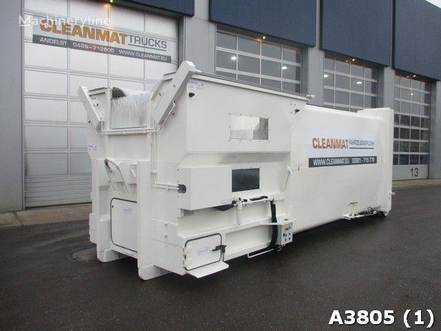 Schenk 18m3 contenedor compactador