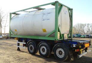 SCHMITZ CARGOBULL SP27 contenedor cisterna 20 pies